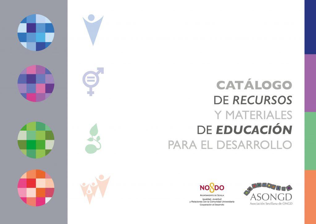 5e2e87a77 La Asociación Sevillana de ONGD lanza un catálogo de recursos para trabajar  Educación para el Desarrollo y la Ciudadanía Global