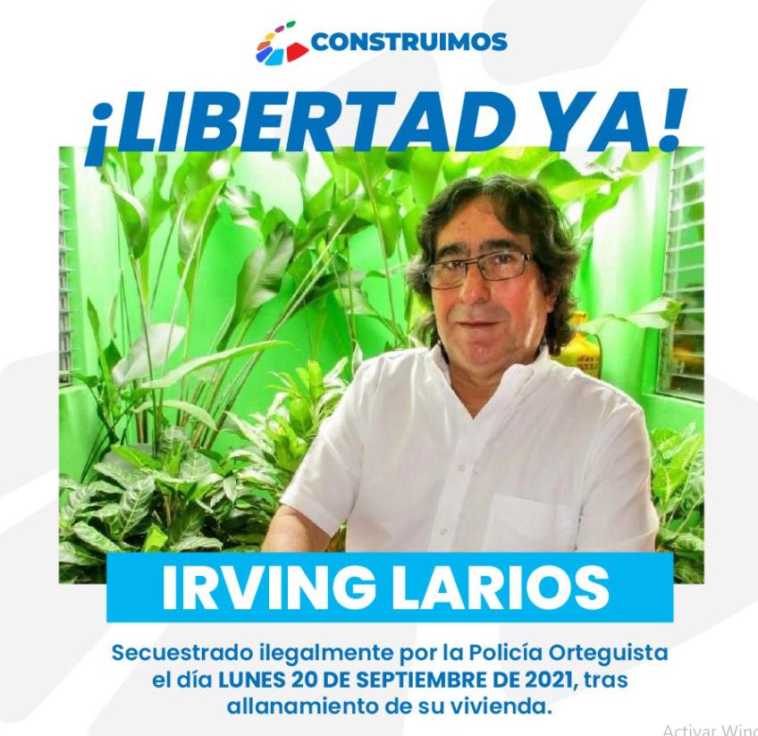 Irving Larios