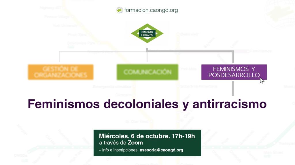 feminismos decoloniales