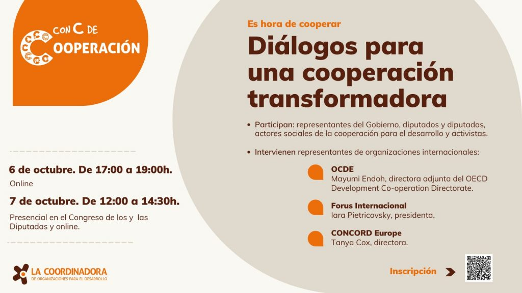 cooperación transformadora