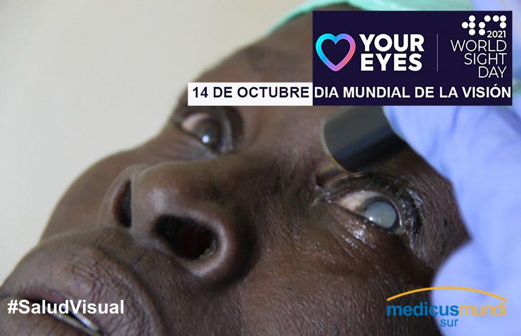 Campaña Salud Visual Medicus Mundi
