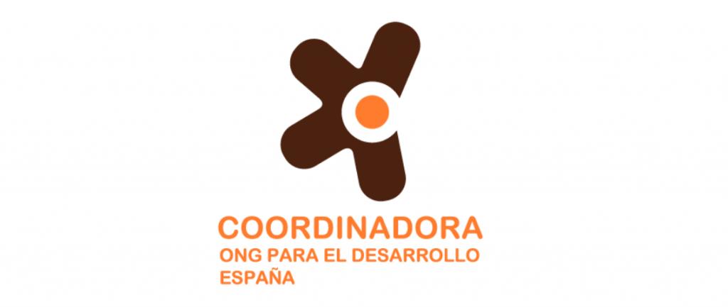 Logo Coordinadora de ONGD España formación